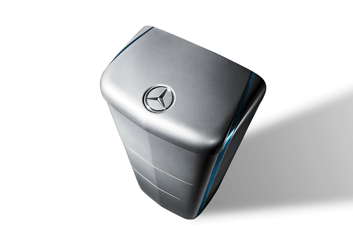 Mercedes-Benz batterij