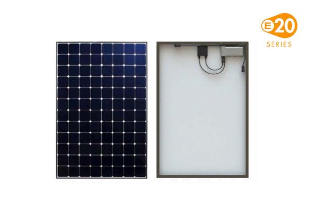 E-20 Sunpower zonnepaneel
